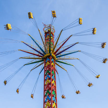 40m Flying Tower Carnival Rides