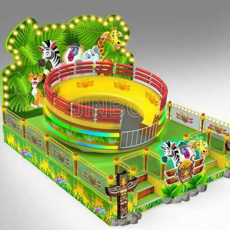 24 seats Amusement Park Disco Turntable Exciting Tagada Rides
