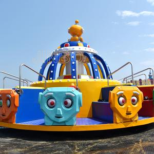 professional Outdoor Amusement Park Attractions Gyro Disco exporter