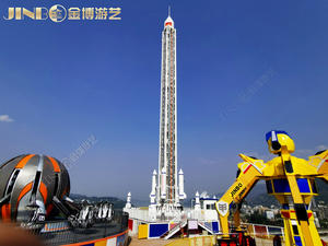 High quality New Design Drop Tower for sale