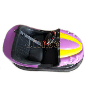 Jinbo Brand New Design Antique Fashion Amusement Park Rides Electric Battery Kids Bumper Car For Sale With Factory Price And Good Quality