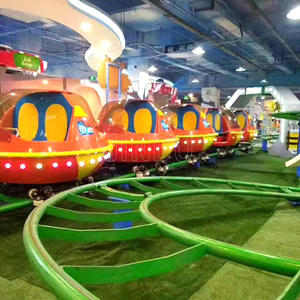 Space UFO Indoor Roller Coaster