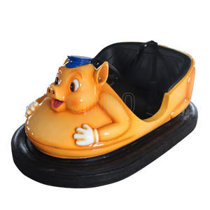 amusement park rides animal kids and adult electric battery bumper car price for sale China manufacturer
