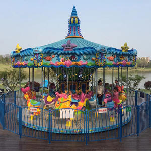 Animal design high quality carousel