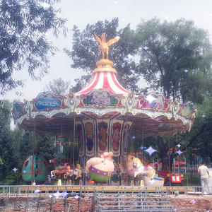 European Style High Quality Carousel For Sale