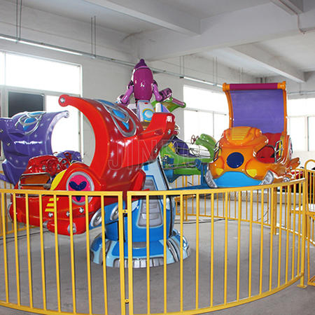 Supply Indoor Super Market or Shopping Mall or Plaza Small Kiddie Plane Rides for Children for Sale