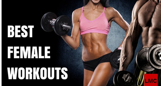 5 Days Workout Routine for Women to get strong