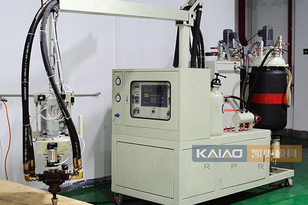 Smart Molding Production Technology