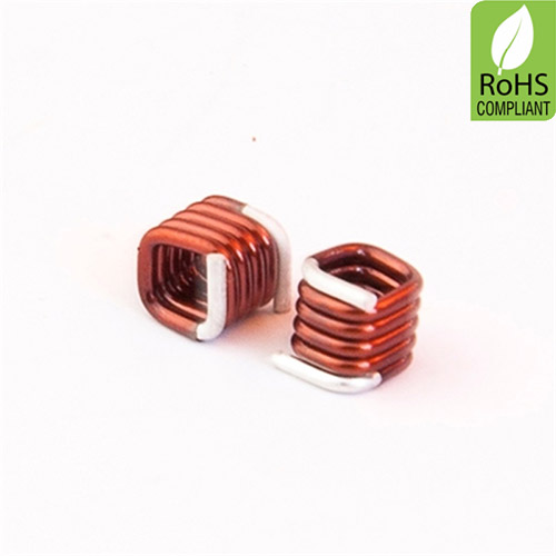hollow inductor coil