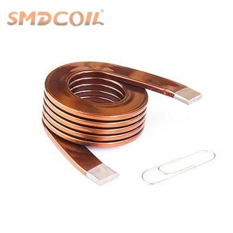 High Power Flat Coil Make In China For Processing Industry