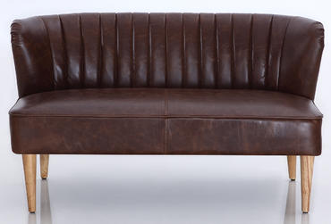 Sofas 0865 Leather Sectional Couch