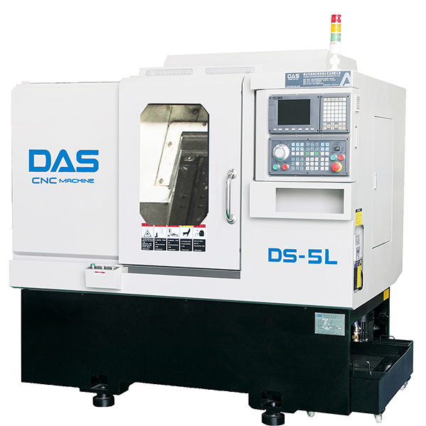DS-5L Slant Bed CNC Lathe Make In China For Medical Equipment