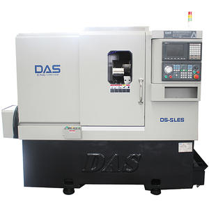 China Slant CNC Lathe for Electronic Industry DS-5LES Manufacturer