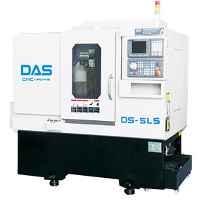 DS-5LS CNC Lathe Machine With High Precision For Lighting Hardware