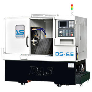 China Metal CNC Milling Machine DS-6E Manufacturer