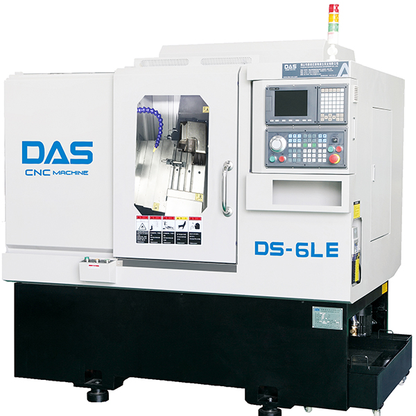 DS-6LE Precision Machining Metal Lathe Projects Make In China With Strong Vibration Resistance