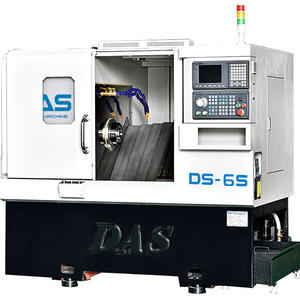 DS-6S Lathe Turning CNC Make In China For Accessory Industry