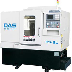 DS-8L Slant CNC Lathe Manufacturer Make In China For Accessory Industry