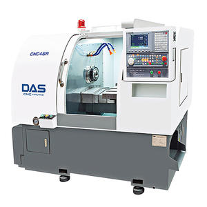 CNC46A Horizontal CNC Lathe Make In China For Processing Industry