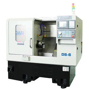 China Slant Bed CNC Lathe DS-6 Manufacturer