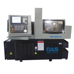 DS-20Z-D Double Spindle Swiss Type CNC Lathe For Accessory Industry
