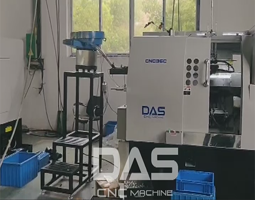 China CNC Lathe Automation Machine