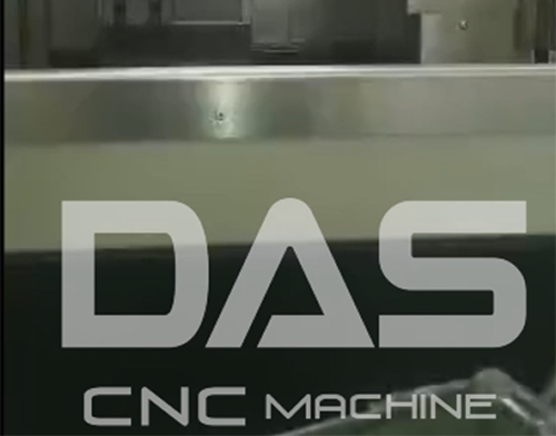 Double Spindle CNC Lathe Machine