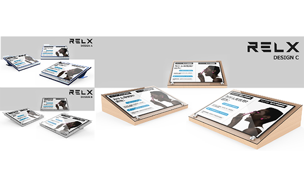 Countertop Display Rack of RELX
