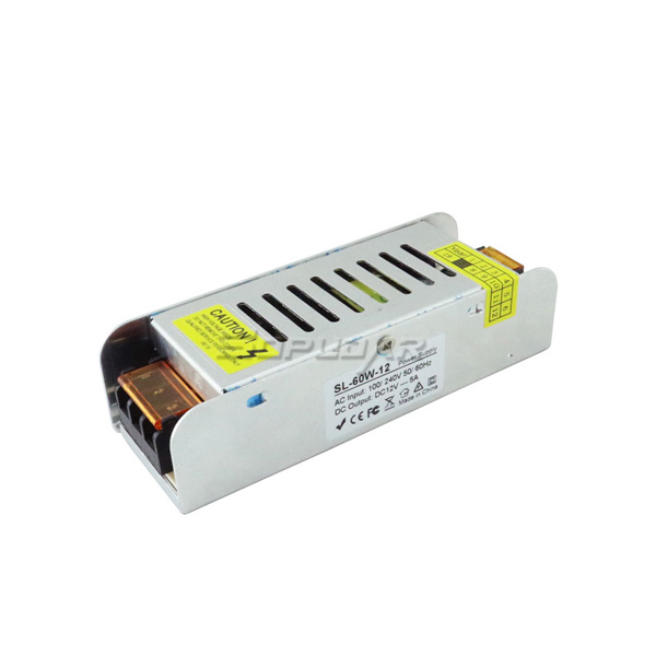 SL-60W-12 slim Power Supply