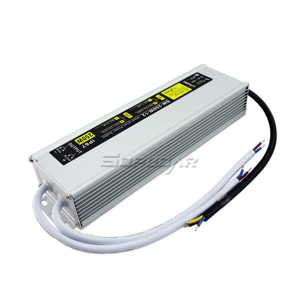SW-250W-12 LED Dimmer Power Supply