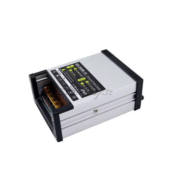 SR-200W-12 LED Power Supply Price