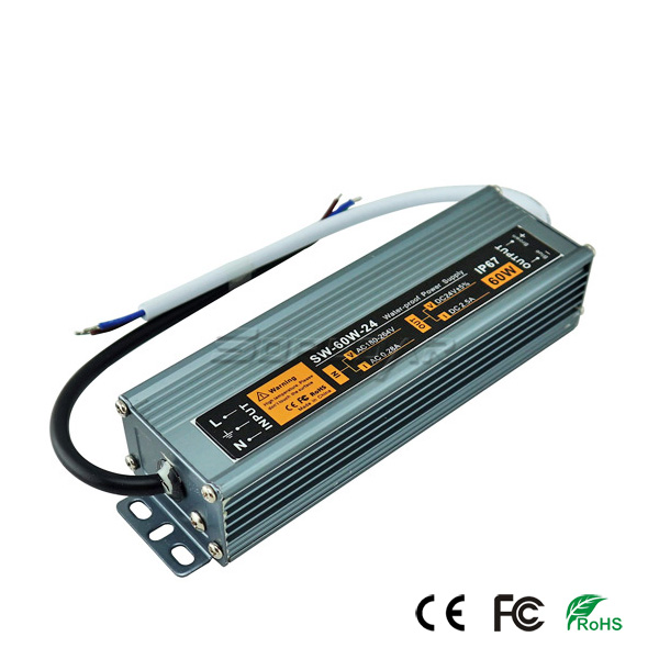 SW-60W-24G 24V DC Switching Power Supply