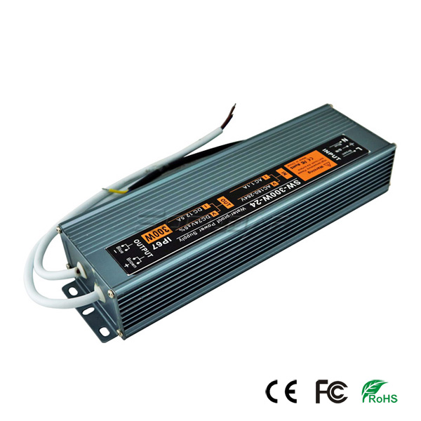 SW-300W-24G LED Power Supply Driver