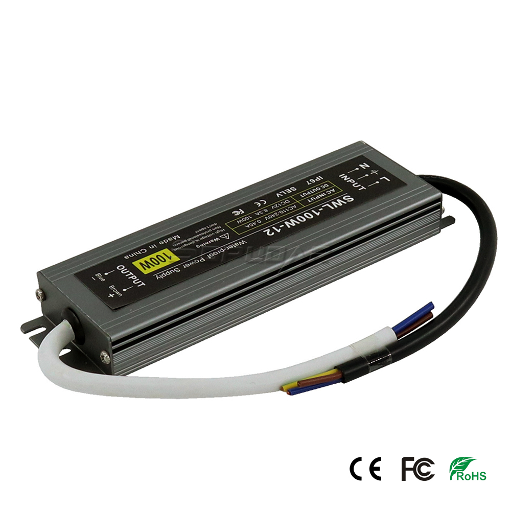 SWL-100W-12 Switch Power Supplies