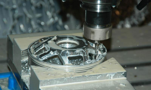 CNC Machining Steel Prototype