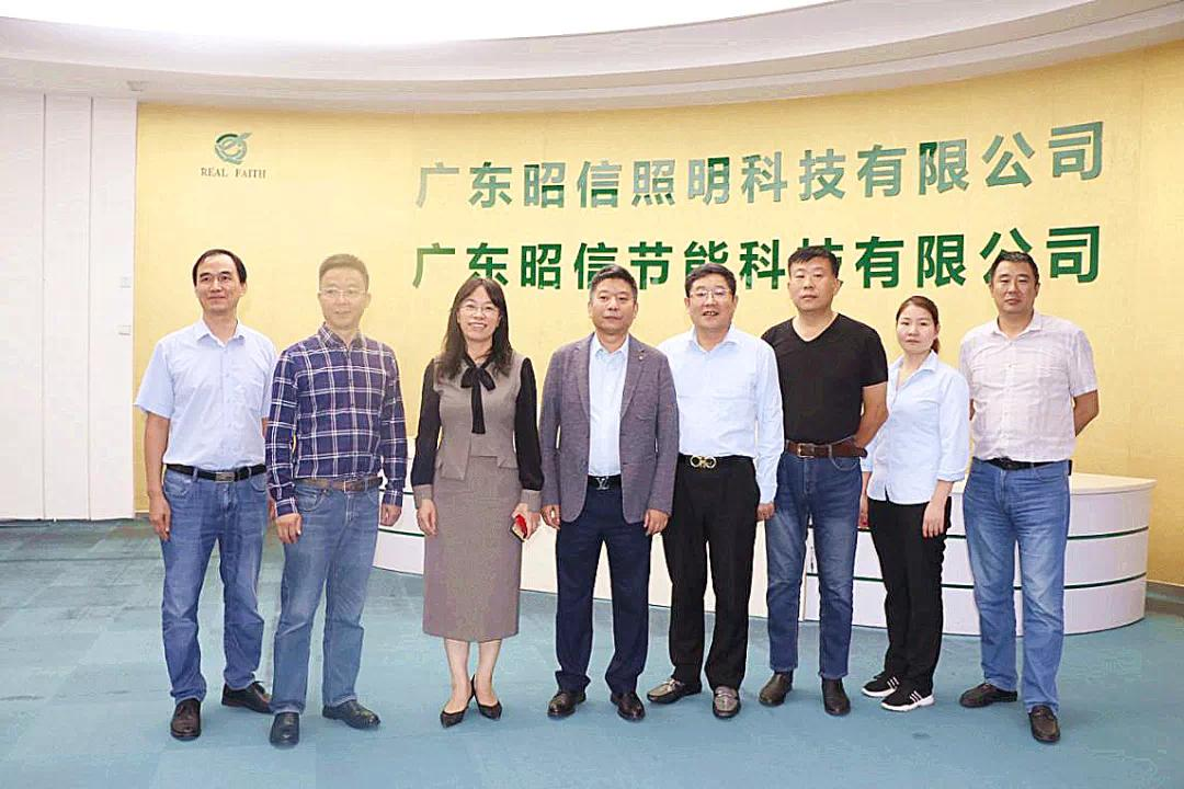 Experts all-together, promoting smart lighting