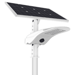 WSL-E Integrated High Flux Solar Powered LED Lighting System Solar Streetlight