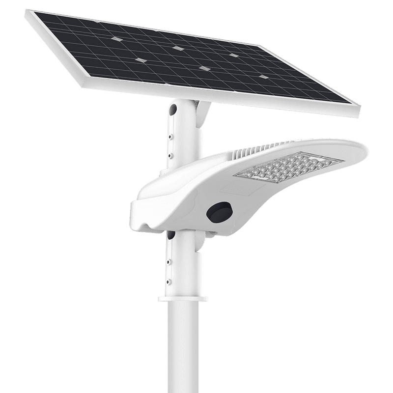 WSL-E Integrated High Flux Solar Streetlight