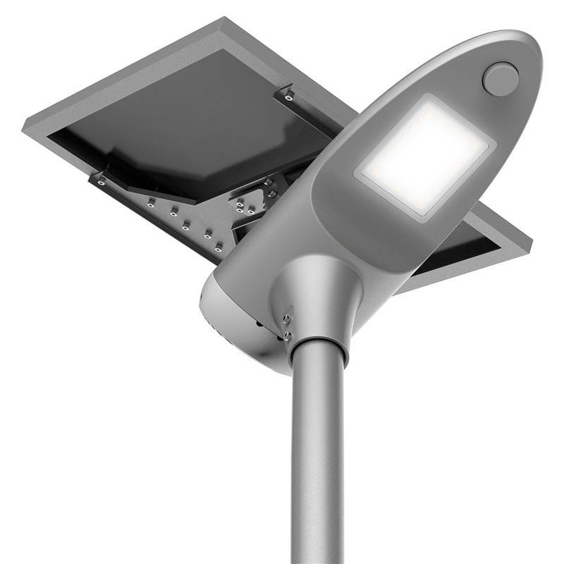 WSL-F Integrated High Flux Solar Streetlight
