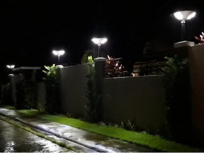 Solar Powered Garden Lighting