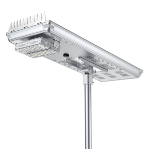 WSL-GE Integrated High Flux Solar Powered LED Lighting System Solar Streetlight