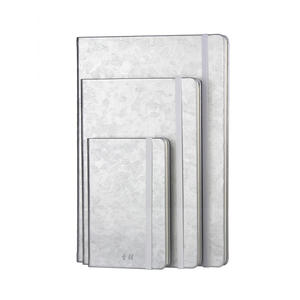Industrial Style Pull-up PU Hardcover Best Paper Notebooks (with Rope) YH-J6436/3236/1636