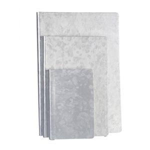 Ndustrial Style Pull-up PU Hardcover Stone Waterproof Paper Notebook YH-J6443/3243/1643