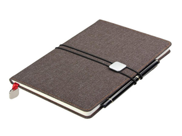 Stone paper Personalized Stationery Notepads with Signed Pen&Rope YH-H827/727