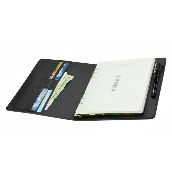 Oxford Stone Paper Notebook with Signed Pen&Rope YH-H829/729