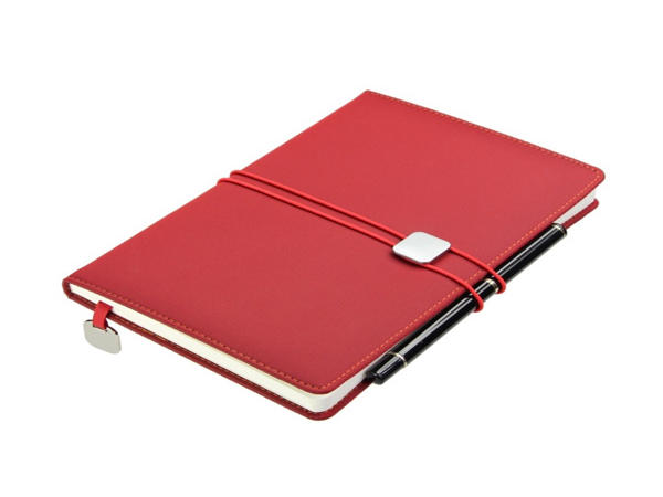 Taiwan Twill Canvas Hardcover Stone Paper Notebook Manufacturer with Signed Pen&Rope YH-J1630/3230