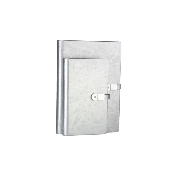 Industrial Style Pull-up PU Loose-leaf Multifunctional Stone Paper Notebook China DS05 - H738/838