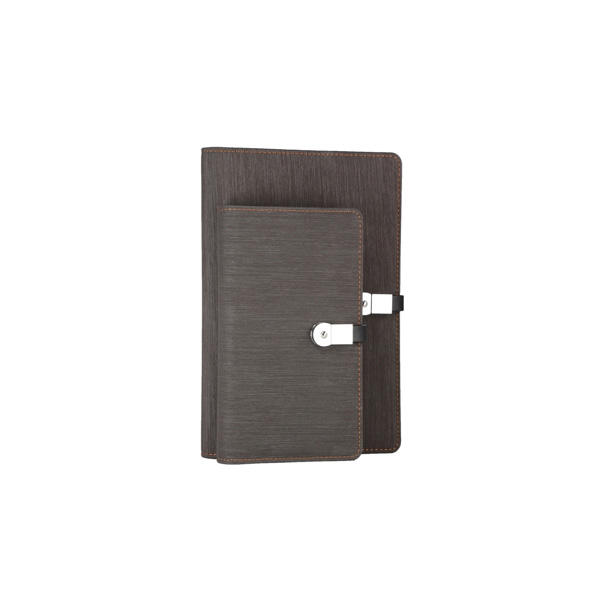 Taiwan Silk fabric Multi-Functional Notebook With Stone Paper DS05 - H733/833