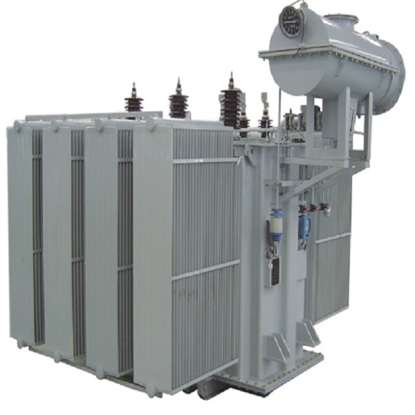 35 kV Oil-immersed Three-phase No-excitation Voltage Regulating Power Transformer