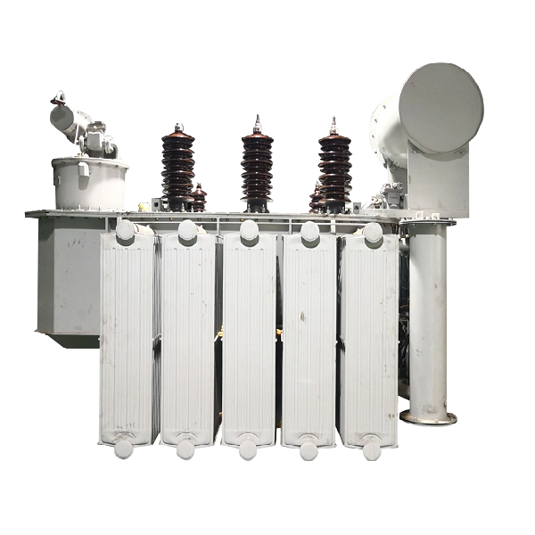 35KV Oil-Immersed Three-Phase On-Load Voltage Regulating Power Transformer